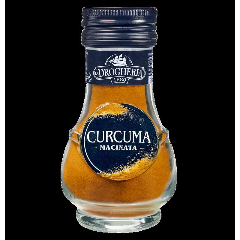 CURCUMA MACINATA