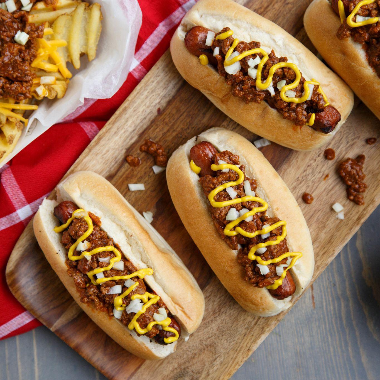 French's Bacon Cheddar Dog