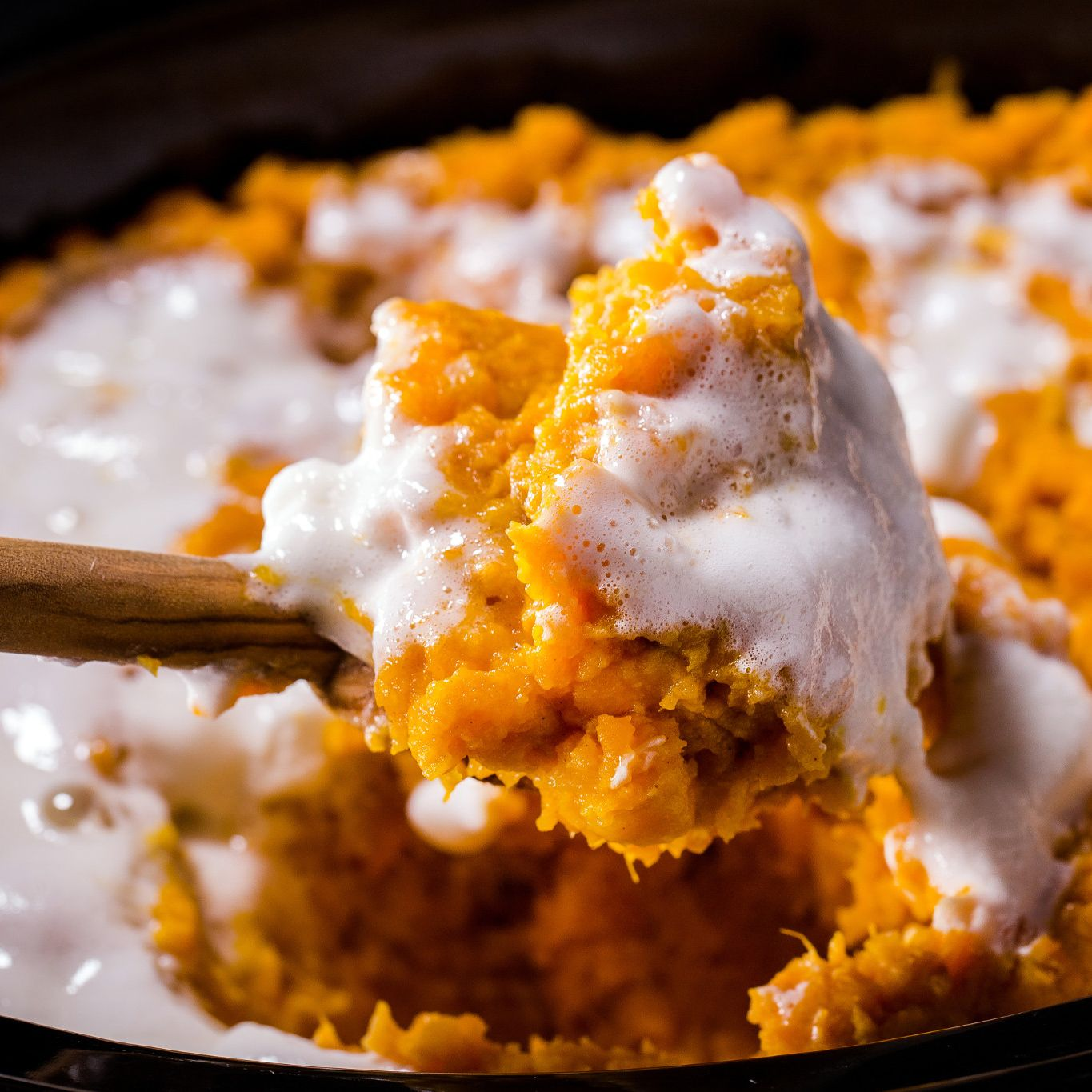 Slow Cooker Mashed Sweet Potatoes with Marshmallows-5312.jpg