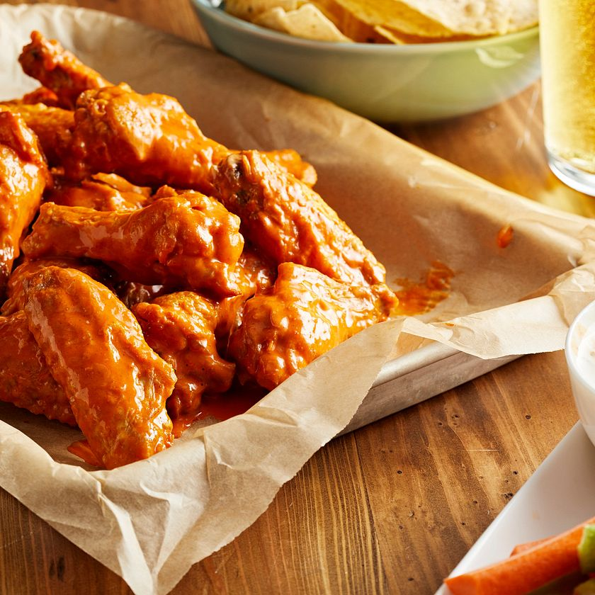 Mild Buffalo Chicken Wings Recipe   Frank's RedHot US