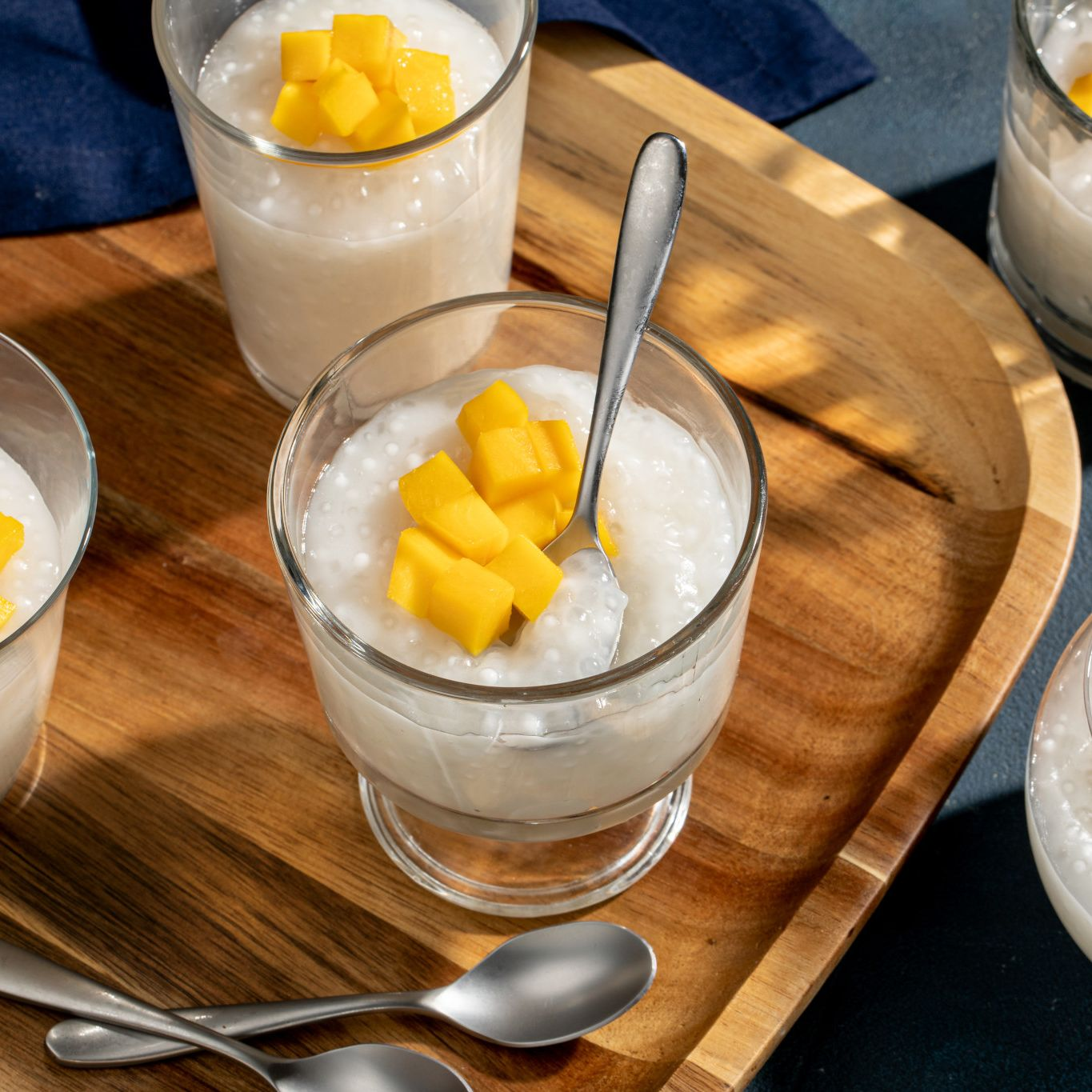 Thai Coconut Pudding