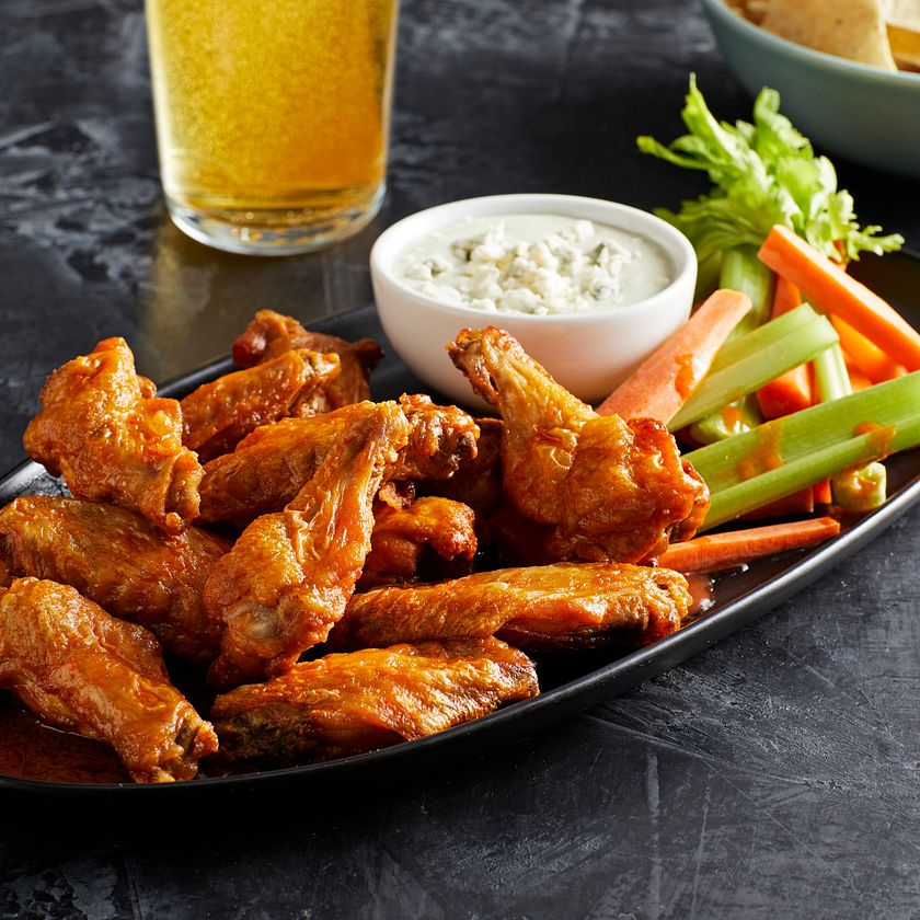 Franks Redhot Original Buffalo Chicken Wings Recipe Frank S Redhot Us