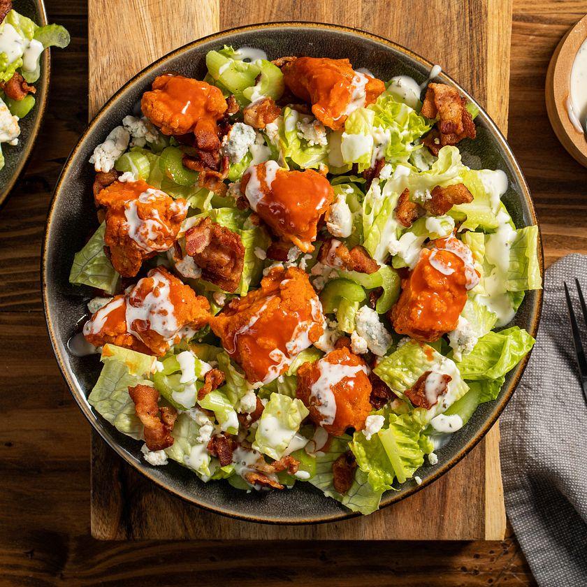 Buffalo Chicken Salad Recipe Frank S Redhot Us