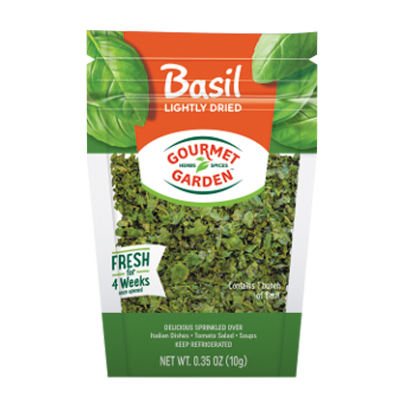 Gourmet Garden Lightly Dried Basil