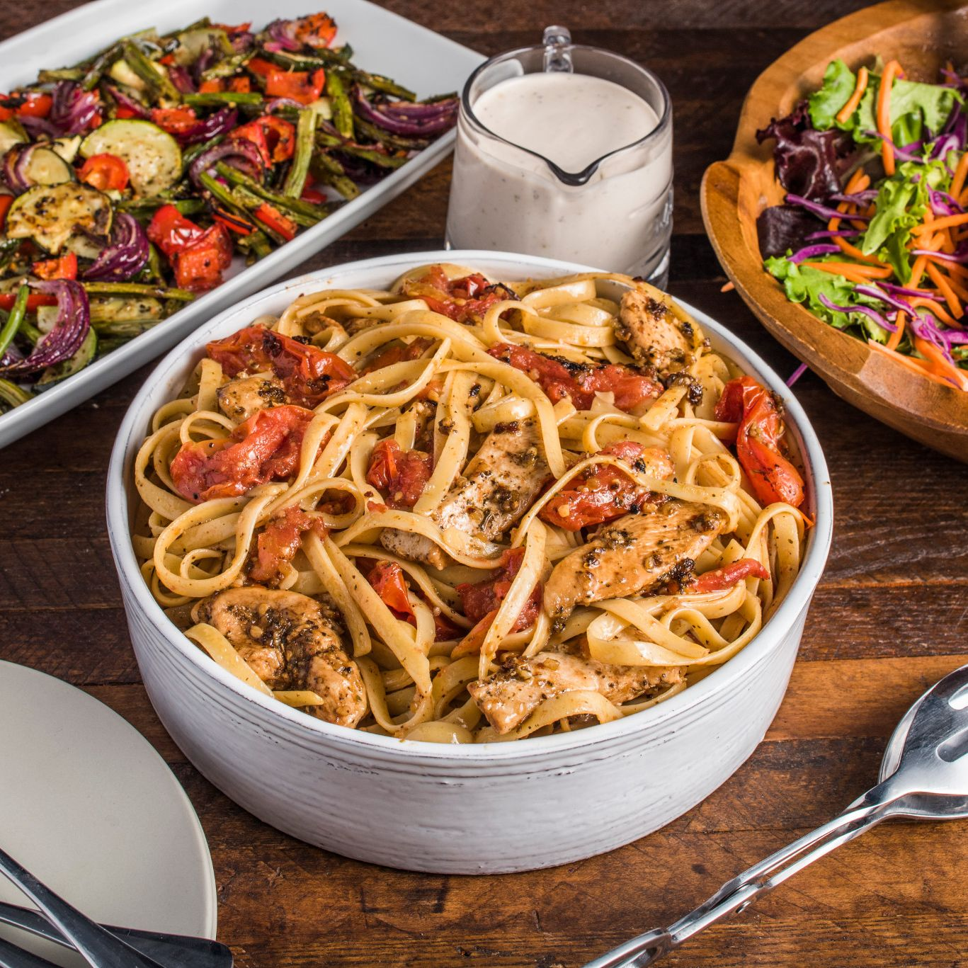 Mediterranean Complete Meal