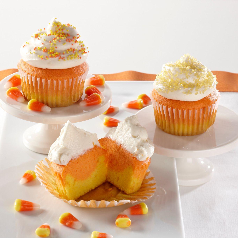 Petits gâteaux aux bonbons de maïs