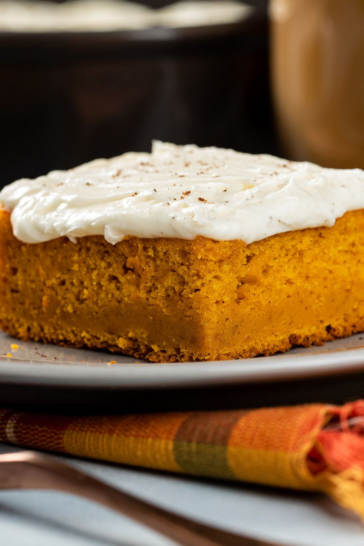 Spiced Pumpkin Cake Mccormick