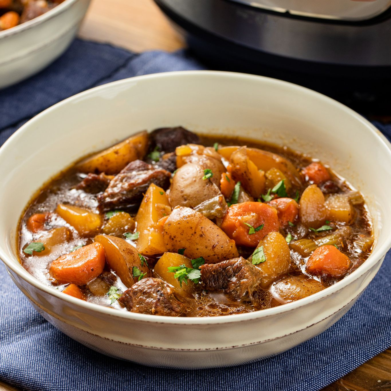 Slow Cookers Hearty Beef Stew