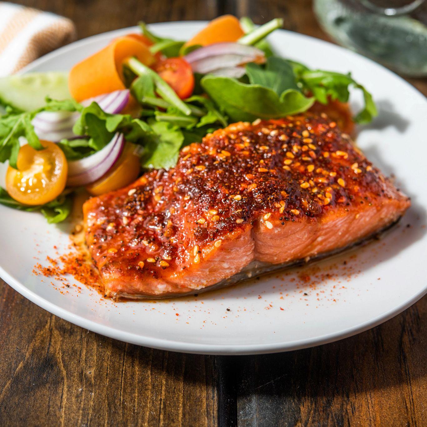 Supreme Salmon Rub