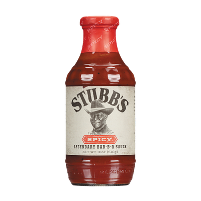 Stubb's® Spicy Bar-B-Q Sauce