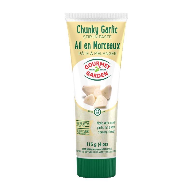 Gourmet Chunky Garlic Stir-In Paste