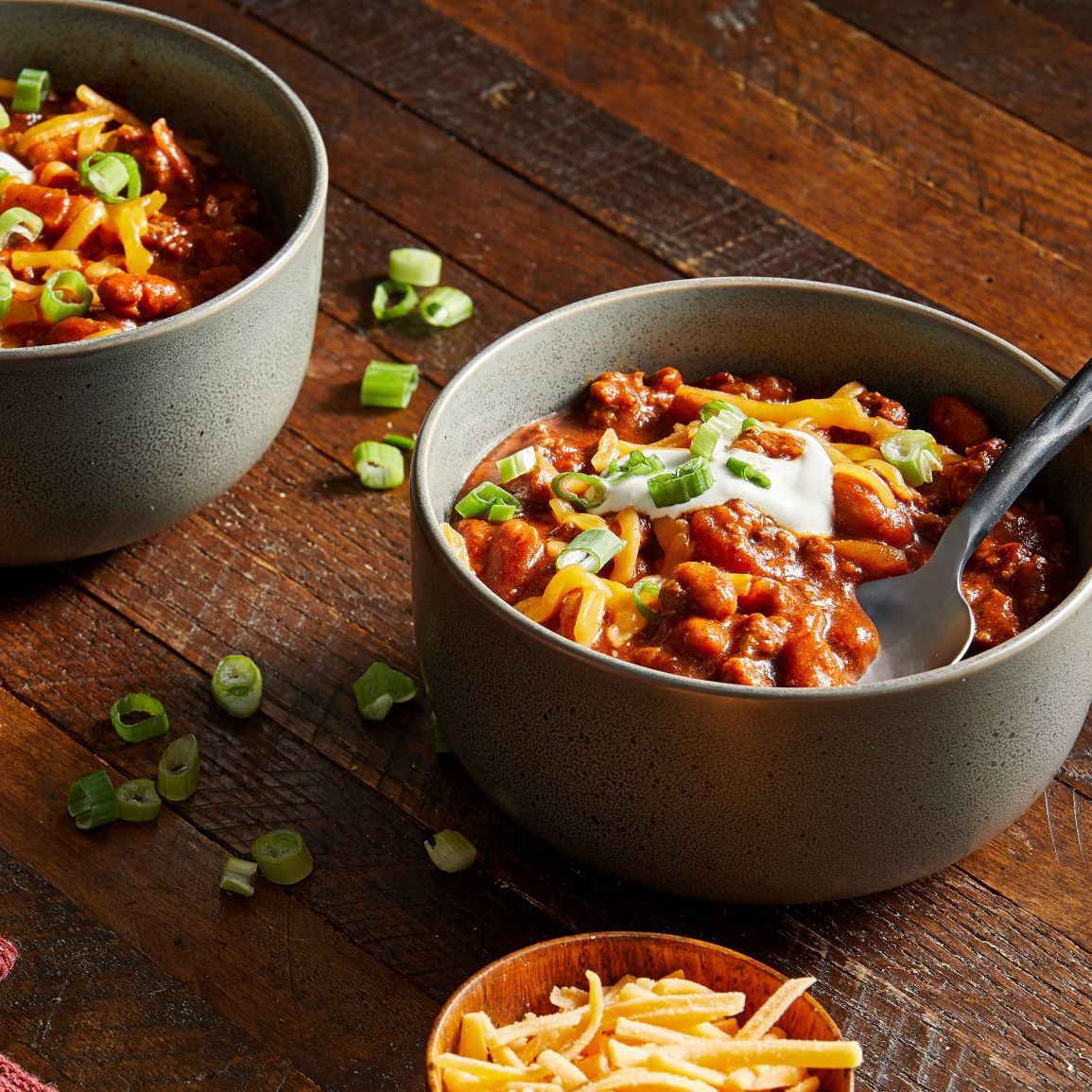 Classic Chili with Pinto Beans