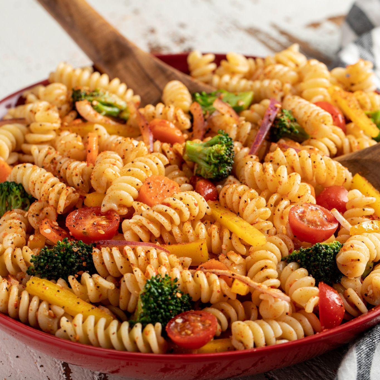 Supreme Pasta Salad Recipe Mccormick