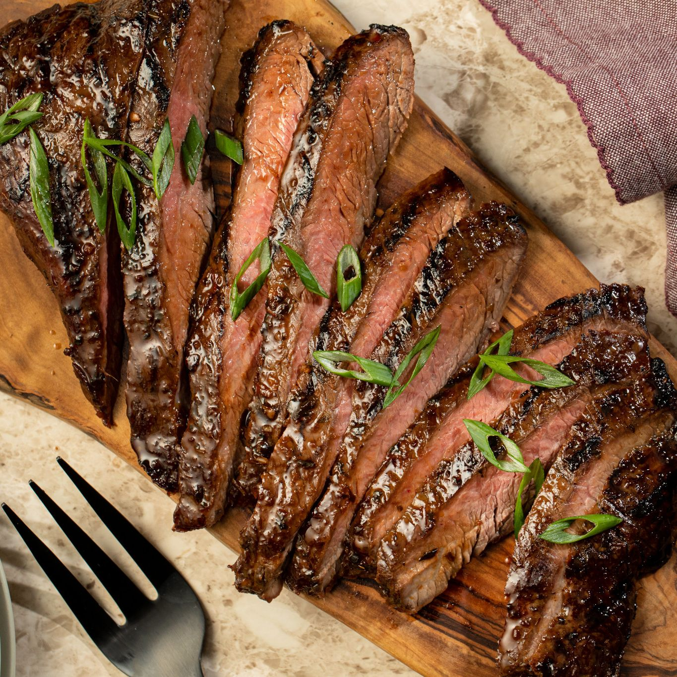 Thai Grilled Flank Steak