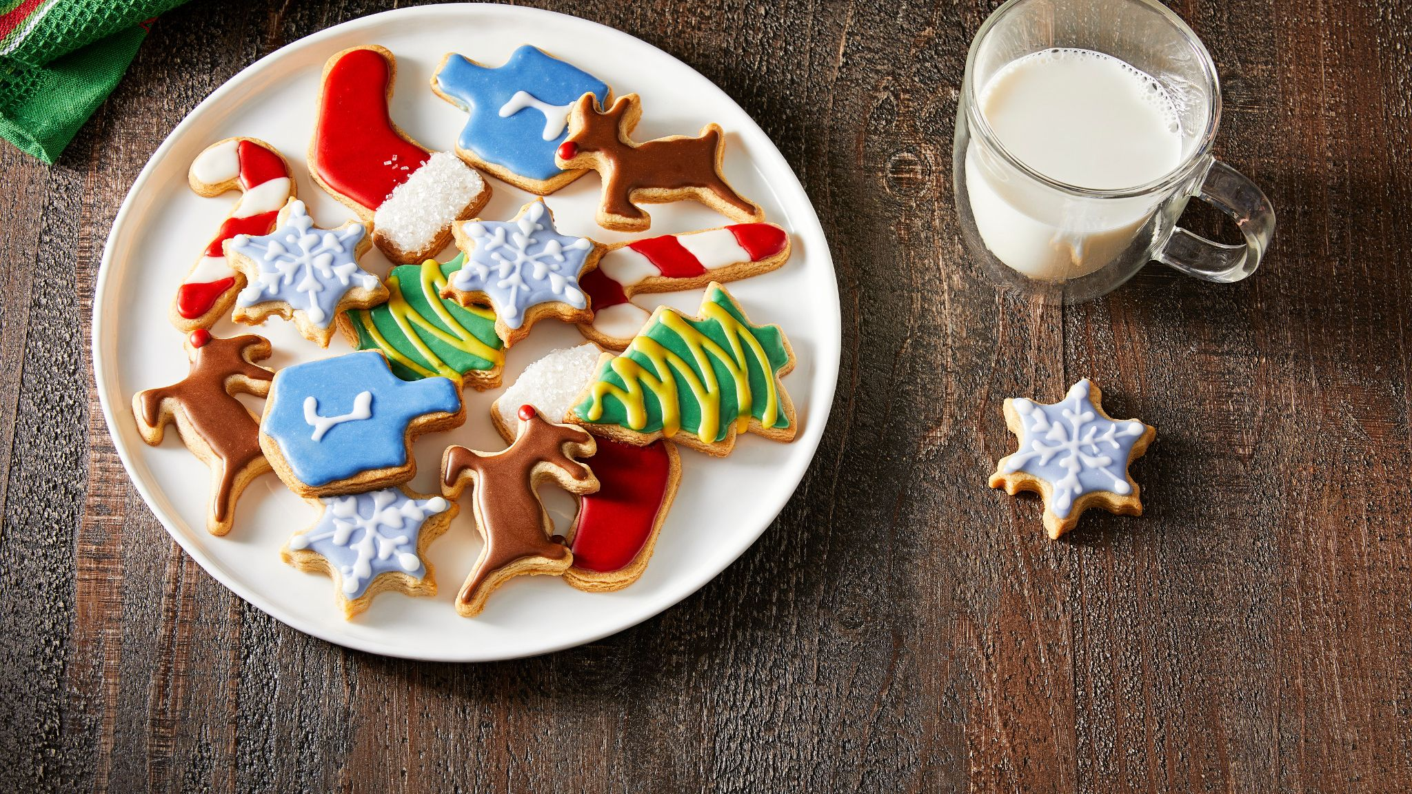 Spiced Holiday Sugar Cookie Recipe Mccormick