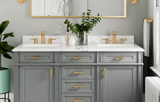 5 Touches to Make Your Bathroom Feel Lux