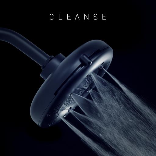 Nebia by Moen Quattro Cleanse