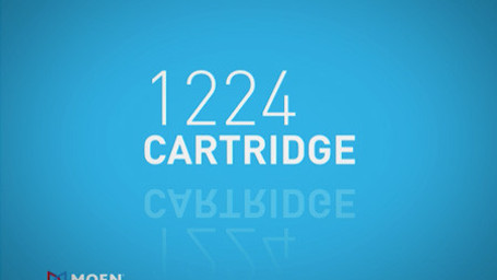 How To Remove & Install the 1224 Cartridge