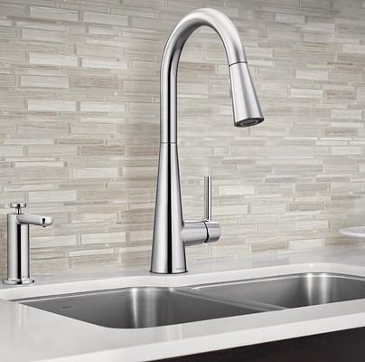 Side View Kitchen Sink
