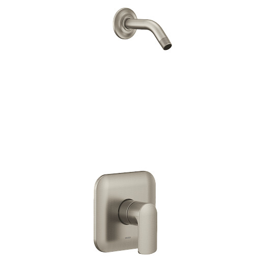 Rizon Brushed Nickel M-CORE 2-Series Shower Only - No Head