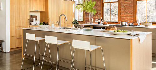 Moen Galley Kitchen Roomshot