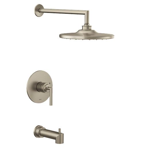 Arris Brushed Nickel M-CORE 2-Series Tub/Shower