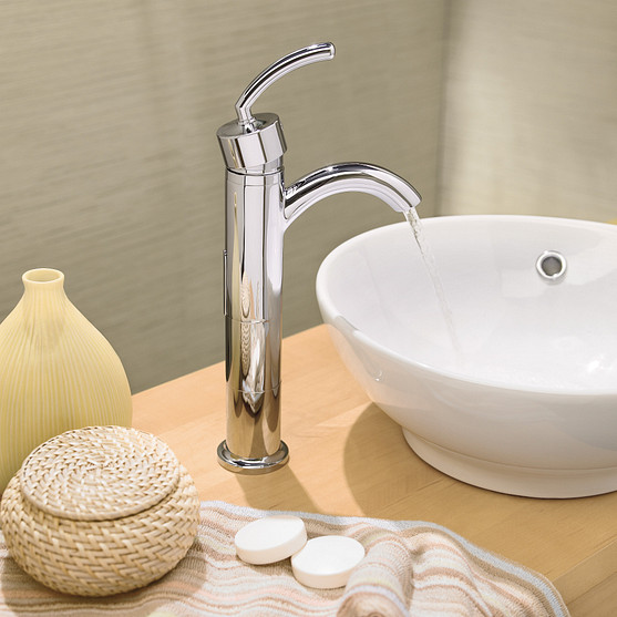 Icon Single Handle Bath Faucet