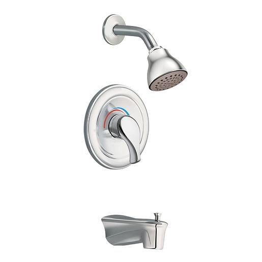 Legend Chrome Moentrol® tub/shower