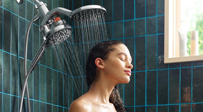 Aromatherapy Showerhead