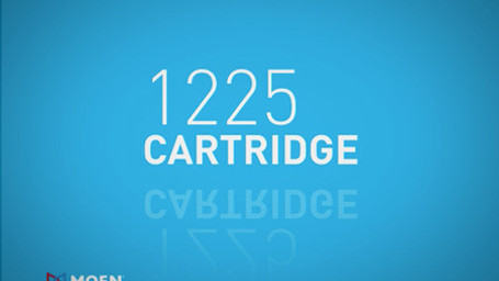 How To Remove & Install the 1225 Cartridge