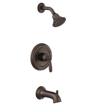 Brantford Oil Rubbed Bronze M-CORE 2-Series Tub/Shower