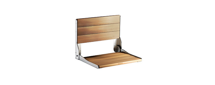 Moen Teak Fold Down Shower Seat