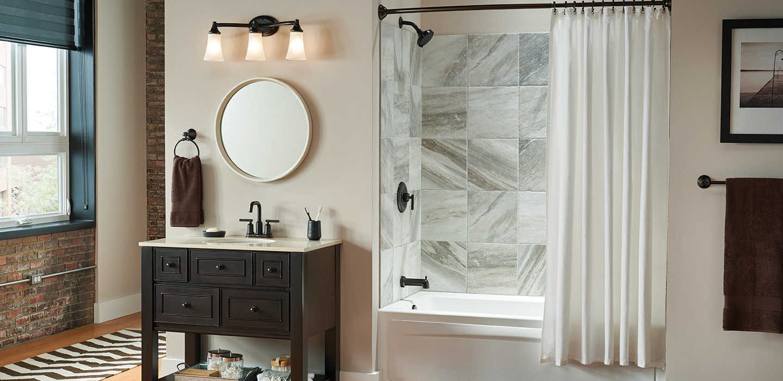 Bathroom Lighting Hardware Accessories