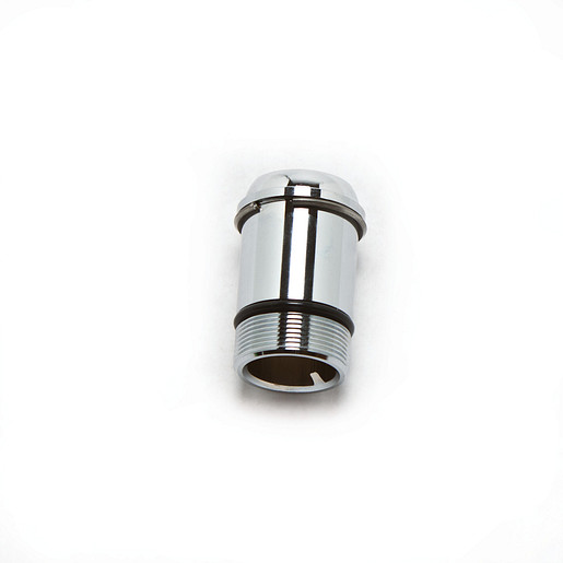 """Commercial 2-1/4"""" supply Delany style standard extension nipple"""