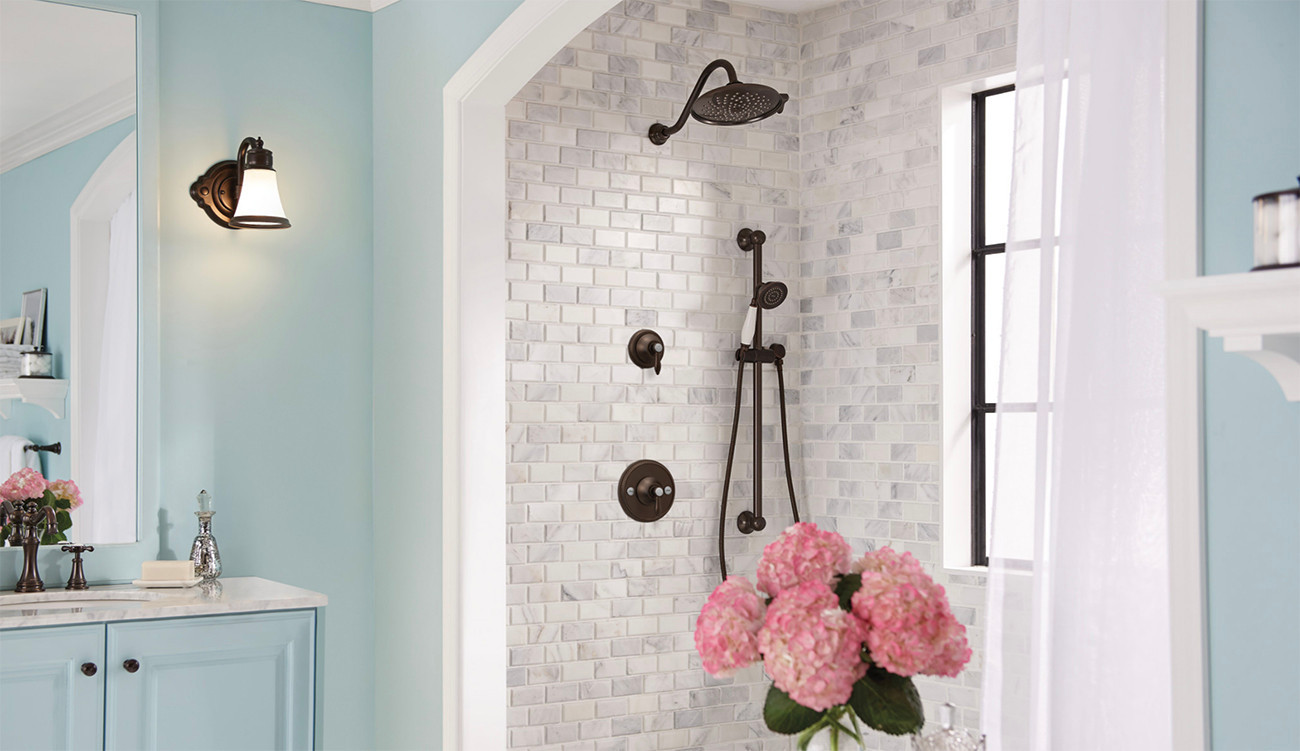 Traditional Shower Room