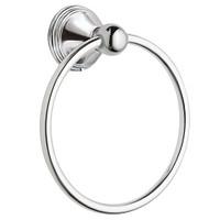 Moen Preston Towel Ring - Chrome