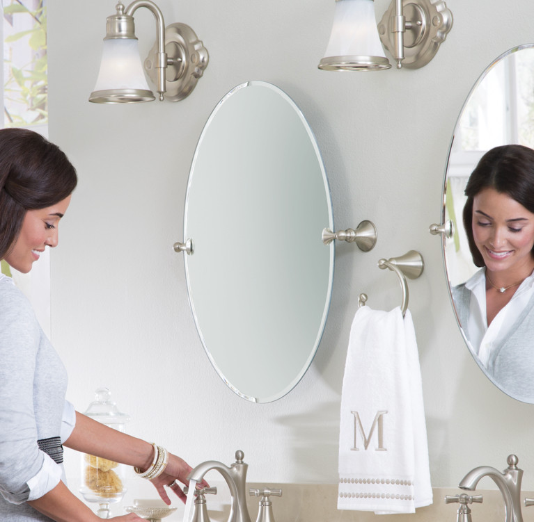 Traditional Mirrors Image