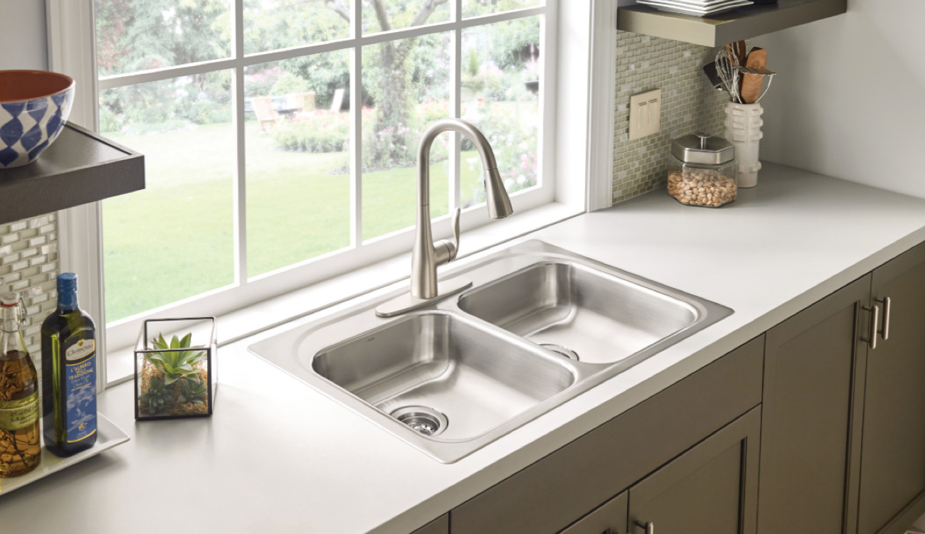 Drop In Sink Expanded