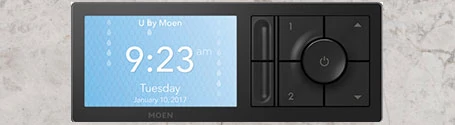 Smart Shower Panel