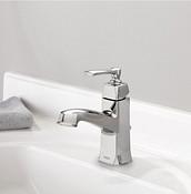 Chrome Bath Faucet