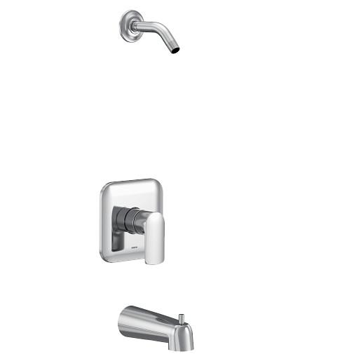 Rizon Chrome M-CORE 2-Series Tub/Shower - No Head