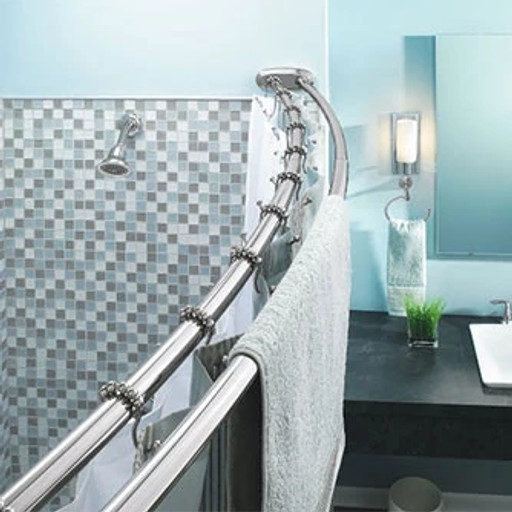Moen Shower Rods and Rings Image