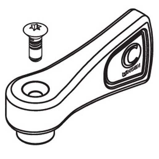 Commercial Lever Handle,Hot, 8200 Series
