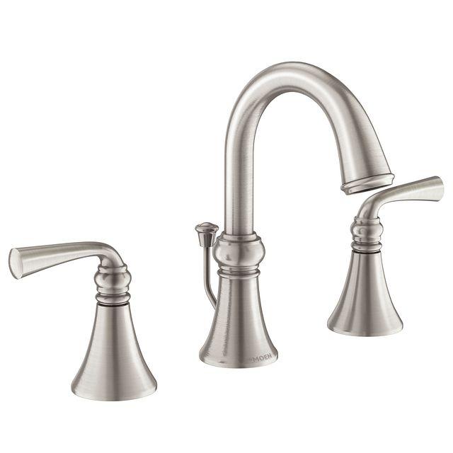 bathroom  faucets  moen,