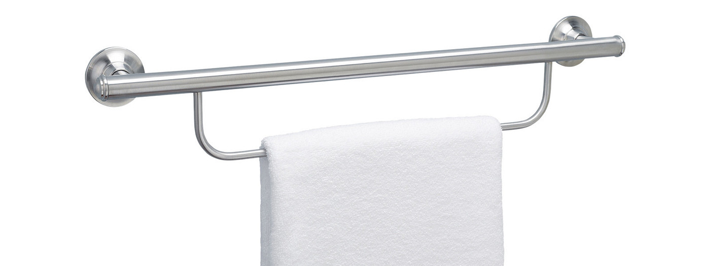 Press Mark Towel Bar