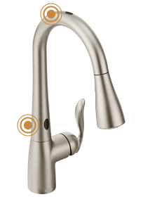 Hands Free Faucets
