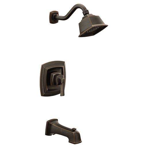 Boardwalk Mediterranean bronze Posi-Temp® tub/shower