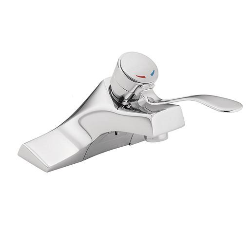 M-BITION Chrome one-handle lavatory faucet