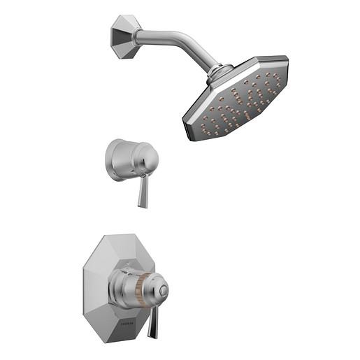 Felicity Chrome ExactTemp® shower only