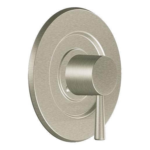 Level Brushed nickel Posi-Temp® valve trim